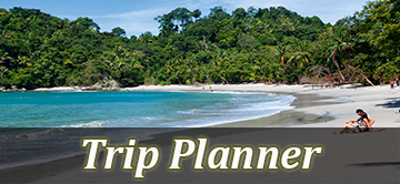 trip planner to costa rica