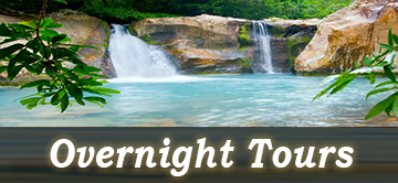 overnigth tours costa rica